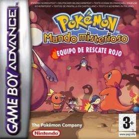 Archivo:Carátula Pokémon Mundo Misterioso equipo de rescate rojo.jpg