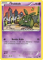 Trubbish (TURBOlímite TCG)