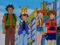 EP057 Brook, Ash, Pikachu, Misty, Todd, Togepy - Cartel Zapdos.png
