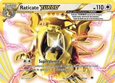 Raticate TURBO