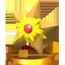 Trofeo de Staryu SSB4 (3DS)