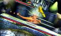 Charizard usando carga dragón SSB4 3DS.png