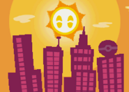 Día soleado en Pokémon Link