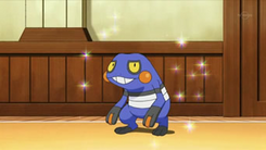 Croagunk de Brock