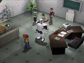 Capitán de Cífer Pokémon XD