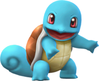 Squirtle Brawl