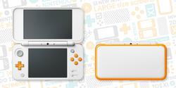 NN2DSXL Naranja y blanca