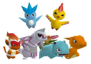 Archivo:Pokémon en Melee! Pokémon Scramble!.png