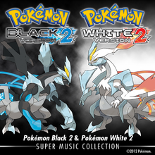 Pokémon Black 2 & Pokémon White 2 - Super Music Collection