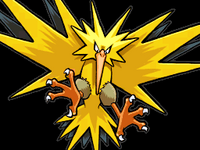 Zapdos Pokémon Ranger 3.png
