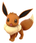 Eevee (Pokkén Tournament)
