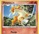Ponyta (Diamante & Perla TCG)
