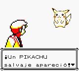 PokémonAmarilloPikachu