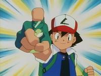 EP063 ¡Ash ha ganado la medalla Tierra!