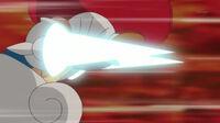 EP725 Escavalier usando ataque furia.jpg