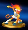 Trofeo de Infernape SSB4 Wii U.png