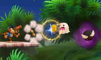 Gastly en Smashventura SSB4 3DS.png