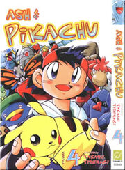 Ash and Pikachu Vol 4