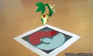 Pokédex 3D RA Snivy