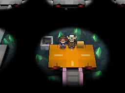 Interior del Gimnasio de Ciudad Fayenza en los videojuegos