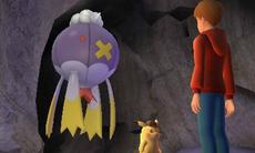 Drifblim Detective Pikachu