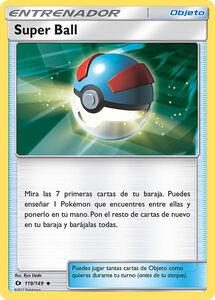 Super Ball (Sol y Luna TCG)