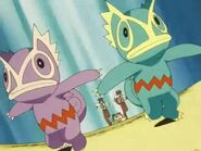 EP207 Kecleon normal y Kecleon brillante