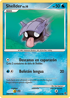 Carta de Shellder