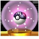 Trofeo de Master Ball SSB4 (3DS)