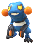 Croagunk apoyo (Pokkén Tournament)