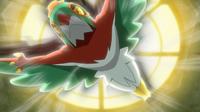 EP848 Hawlucha usando plancha voladora