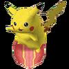 Muñeco de Pikachu surf St2