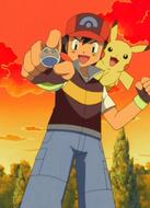 EP552 Ash con la medalla Ciénaga
