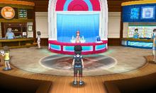 Interior centro Pokémon SL