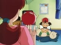 EP001 Delia regañando a Ash