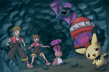 Segunda misión de Pokémon Ranger 2