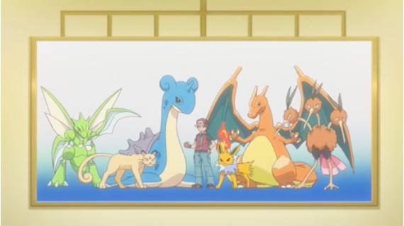 Resultado de imagen de hall de la fama pokemon