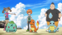 EP844 Equipo Squirtle