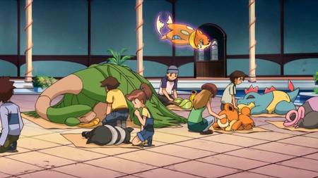 Archivo:P10 Pokémon en el centro Pokémon.png