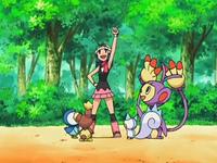 Archivo:EP544 Maya con sus Pokémon.png