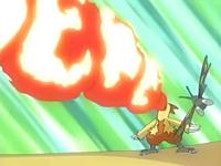 Archivo:EP464 Combusken usando giro fuego y Beautifly volando.png
