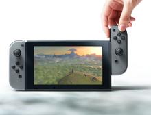 Nintendo Switch formato portátil