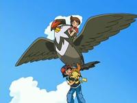 EP541 Primo rescatando a Ash