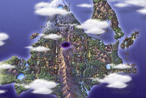 Portal al Mundo Distorsión en Sinnoh