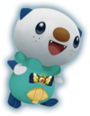 Art Oshawott MM3D