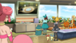 EP894 Lickitung, Munchlax, Plusle y Minun