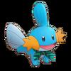 Mudkip Pokémon Mundo Megamisterioso