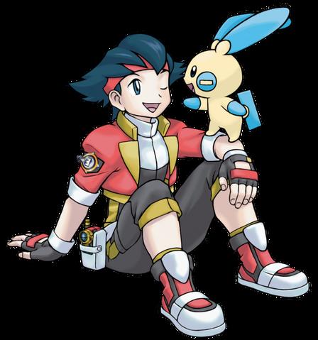 Archivo:Helio (Pokémon Ranger).png