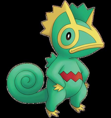 Archivo:Kecleon en Pokémon Mundo Misterioso 2.png