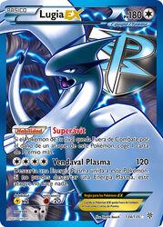 Lugia-EX (Tormenta Plasma 134 TCG)